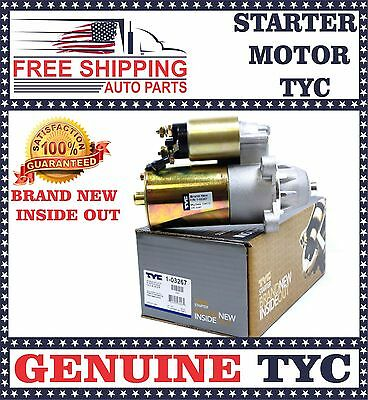 TYC 1-03267 BRAND NEW INSIDE OUT Starter Motor FORD LINCOLN MERCURY
