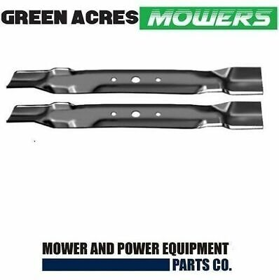 42 Inch Mulching Blades For  L100 Series John Deere Ride On Mower Gx20249
