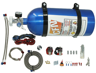 Lt1 Impala Ss Nitrous Oxide Wet Kit Up To 200Hp