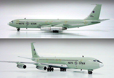 "InFlight 200 Boeing 707-300 ""LX-N20000,"" NATO OTAN~IF7071111"