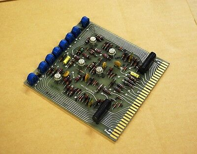 General Electric 193X256AAG01 Amplifier Card - USED