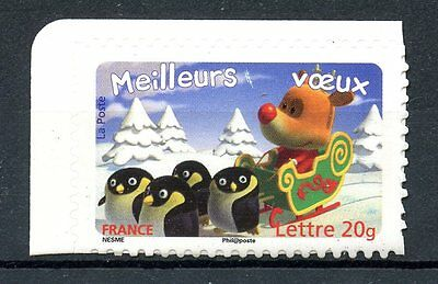 Stamp / Timbre France  N° 3986 ** Meilleurs Voeux / Autoadhesif