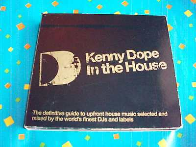 "In the House by Kenny ""Dope"" Gonzalez (CD, Oct-2003, 3 Discs, Defected)"