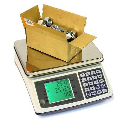 Tree MCT 33 PLUS Digital Counting Scale 33lb x 0.001 Pound Oz Deli Food Postal