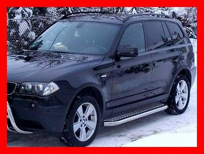Bmw X3 E83 - Marche Pieds - Tuning-Gt