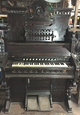 Estey Antique Pump Organ
