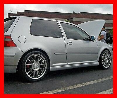 Vw Golf 4 Iv - Bas De Caisse 25Th Anniversary Look - Tuning-Gt