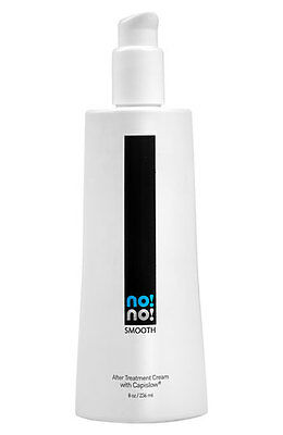no!no! Hair Smooth After Treatment Cream Lotion with Capislow 8 Oz NEW FAST SHIP