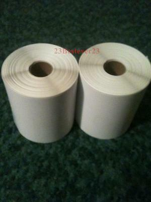 "2 Rolls 4"" x 6"" Zebra Direct Thermal Shipping Printer Labels 250/500 FREE SHIP"