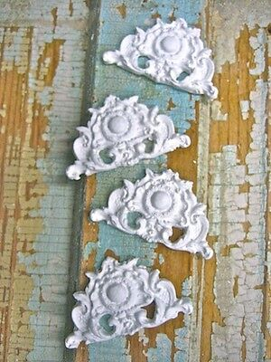 Shabby N Chic Corners (4 Pc ) * Furniture Appliques *
