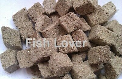 Freeze Dried Tubifex cube,*~*Top Quality Natural food for Tropical Fish /Turtle