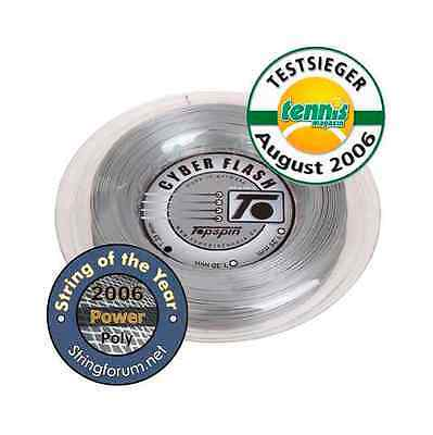Tennis String Topspin Cyber Flash 220M - 3 Gauges