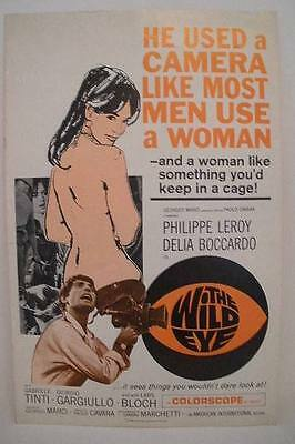 The Wild Eye Movie Advertising & Publicity&  Manual