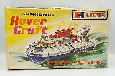 Maritime : Amphibious Hover Craft Made By Clifford
