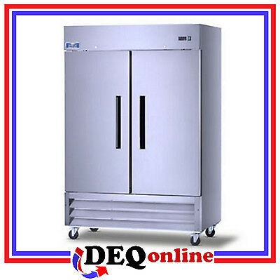 Arctic Air AF-49 Two Door Commercial Reach-In Freezer 49 cu. ft.
