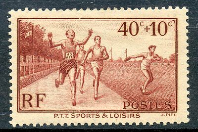 Stamp/ Timbre France Neuf N° 346 ** Sport