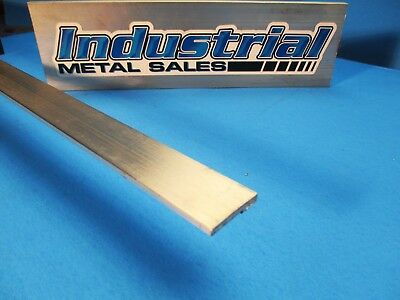 "1/8"" x 1"" 6061 T6511 Aluminum Flat Bar x 12""-Long-->.125"" x 1"" 6061 MILL STOCK"