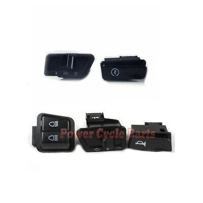 SCOOTER HEAD LIGHT SWITCH  HORN TURNING SIGNAL SWITCH GY6 50cc 125cc 150cc MOPED