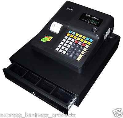 Sam4s Samsung ER-260B Cash Register Heavy Duty + 10 Free Rolls