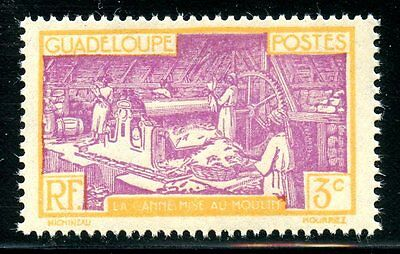 Stamp / Timbre Colonies Francaises / Guadeloupe N° 147 **