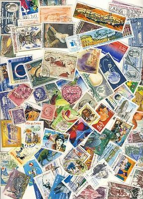 Superbe / Lot Timbres France Differents De 50 Timbres A 3500 Timbres A Choisir