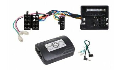 FORD Focus, Galaxy, Mondeo; Can-Bus Auto Radio Adapter + Lenkrad Adapter