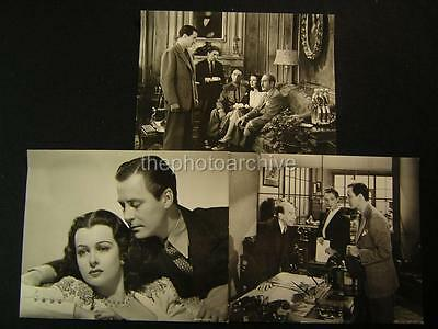 1939 Joan Bennett The Housekeepers Daughter VINTAGE 3 Movie PHOTO LOT 219i
