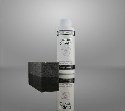 Silver Polish and Plating Solution