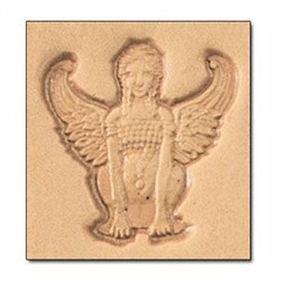 Craftool 3D Sphynx Front Stamp 8648-00 by Tandy Leather