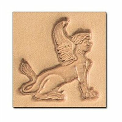 Craftool 3D Sphynx Right Stamp 8646-00 by Tandy Leather