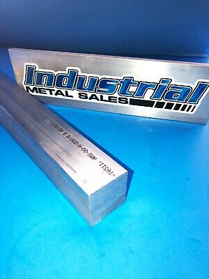 "1-1/2"" x 1-1/2"" x 12""-Long 6061 T651 Aluminum Square Bar->1.50"" 6061 Square Bar"