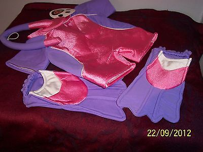 BRAND NEW Charlie Bear 3PC SNORKEL OUTFIT Complete with Flippers STUNNING