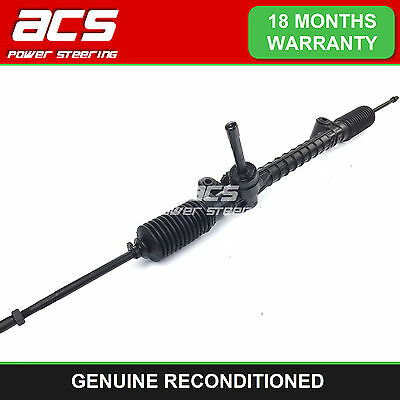 Vauxhall Corsa C Power Steering Rack (Eps) 1.4 2000 To 2007 - Reconditioned