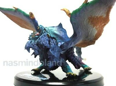 Lagiacrus sea wyvern blue leviathan monster hunter capcom soul styling figure - Guarding dragon accent table ...