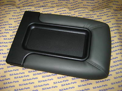 Chevy GMC Silverado Sierra Tahoe Center Console Lid Kit NEW 01-07 (D1-2p)(Qty 1)