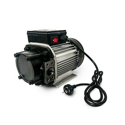 NEW 240V High Flow Gear Pump, Oil, Diesel, Fuel - Australian Warranty!