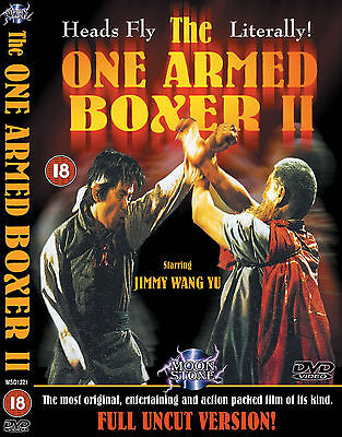 One Armed Boxer 2 [1975] Kung Fu Martial Arts Classic Collectors DVD Video