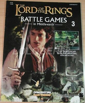 LORD OF THE RINGS Battle Games in Middle-earth Magazine Issue 3