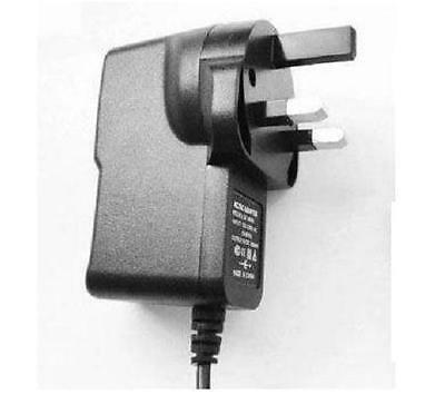 UK DC 9V 1A Switching Power Supply adapter 100-240V AC