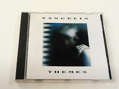 Vangelis Themes Cd