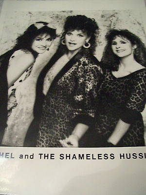 Ethel & The Shameless Hussies Publicity Photo