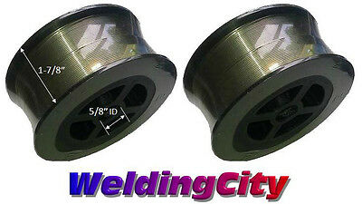 "WeldingCity Stainless 308L MIG Welding Wire ER308L .030"" (0.8mm) 2-lb Roll 