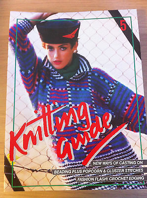 Marshall-Knitting Guide-Special Techniques-Vintage-Magazine-Stitch-How TO-5