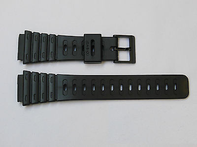 Replacement Silicon Rubber 20mm Casio G-Shock Strap Watch Band