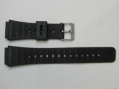 Replacement 20mm Silicon Rubber Casio G-Shock Sportstrap Watch Band
