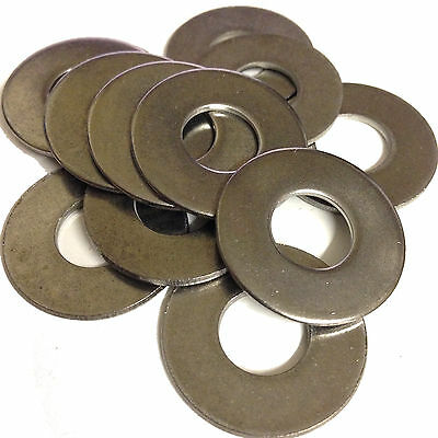 M12 x 50mm (12mm x 50mm x 1.5mm) A2 STAINLESS STEEL FLAT PENNY WASHERS BIKE QUAD