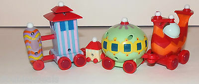 2006 - In The Night Garden Ninky Nonk Buildable Toy Train Set - Discontinued