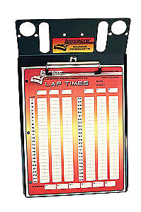 Longacre Racing 22314 Clipboard Only, No Stopwatches  Lightweight Aluminum
