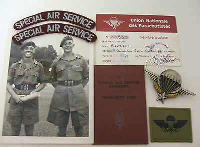 d sqn 22 special air service regiment grouping permanent pass ,  photo +