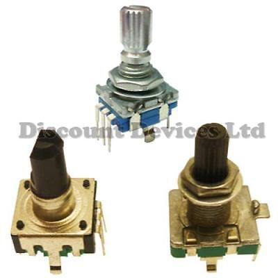 5 Pin Digital Push Button Switch Rotary Encoder/ Momentary Push Switch